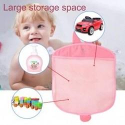 Fürdőszoba összecsukható tartós baba gyerekek nyúl fürdőjátékok tok tok háló háló. I2T1