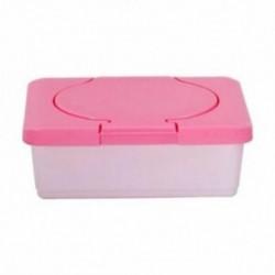 Száraz és nedves szövet papír tokok ápolása Baba törlőkendők szalvéta tároló doboz tartója Conta H2M6