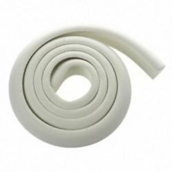 Gyerekbiztos sarokvédő párna, hossz: 2M, ragasztóval (fehér), S8V7