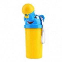 Aranyos kisfiú hordozható piszoár utazási autó WC-k gyerekeknek járművek bili C3J9
