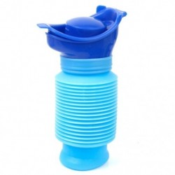 Hordozható Családi Unisex Mini WC-piszoár vödör utazáshoz és Gyerek bili P L6V6
