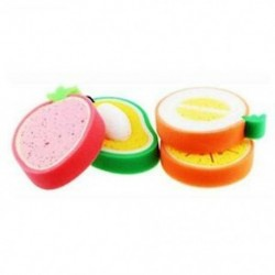 2X (a 4 darabos polgármester legaranyosabb fürdõkárpitja, eper, narancs, mangófürdõ loti X0V2