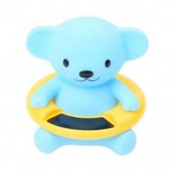 Bababiztonsági úszó hőmérő, fürdőkád, vízhőmérséklet-mérő O8O8
