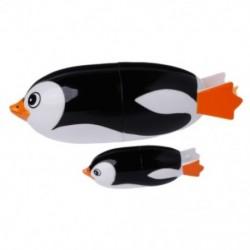 Elektromos pingvin fürdőjáték állati játék úszó játék Baba oktatójáték E8W8