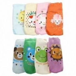 1X (4 X baba kisgyermek lányok fiúk aranyos 4 rétegű vízálló potty edzőnadrág H4P4