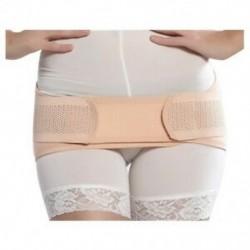 2X (szülés utáni helyreállító öv csípőcsökkentő Sacroiliac medencetámasz testformája R4Y7