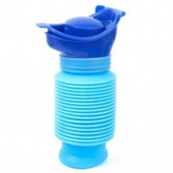 3X (Hordozható Családi Unisex Mini WC-piszoárvödör utazáshoz és a Kid Pott V5S1