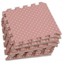 9db-os kisgyermek-kisgyermek EVA hab játszótéri padló puzzle-kúszó szőnyeg P9P9