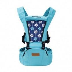 Legjobb csecsemő Újszülött Sling Baby elülső keresztező gyermek tartó baba Ar W0C2