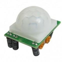 1X (HC-SR501 Elektromos alkatrészek emberi érzékelő modul, Piroelektromos infravörös G5B4)