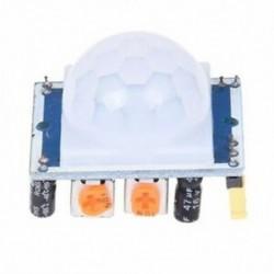 2X (fehér piroelektromos infravörös PIR mozgásérzékelő modul, W1Q9)