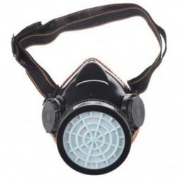 Légzésvédő biztonsági maszk Porvédő maszk a H5S1 C3M7 patronban