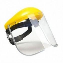 1X (1x tiszta biztonsági köszörülésű arcvédő képernyőmaszk látók számára Eye Face Pro H4C7)