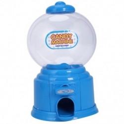 Aranyos édességek Mini cukorka gép buborék gumball adagoló érme bank gyerekjáték W9I3