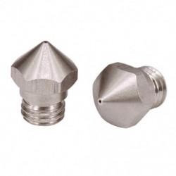 1 db új érkezési 3D nyomtató, M7 rozsdamentes acél MK10 fúvóka, 0,4 mm, 1,75 mm H8R3