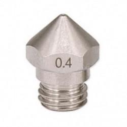 1 db új érkezési 3D nyomtató M7 rozsdamentes acél MK10 fúvóka 0,4 mm-rel 1,75 mm C0Y1-hez