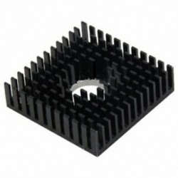 2X (3D nyomtató tartozékok MK7 / MK8 hűtőborda 40 * 40 * 11mm M3O3) X6L6