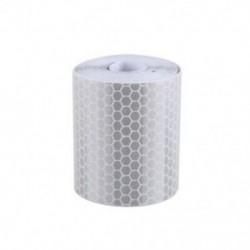5cm x 3 méteres fényvisszaverő film biztonsági figyelmeztető szalag fényvisszaverő szalag önálló és I9I3