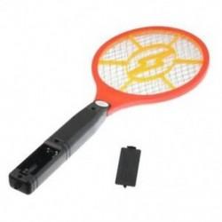2X (szúnyoggyilkos elektromos teniszütő ütő rovar légybogár Zapper darázs Sw X1V7
