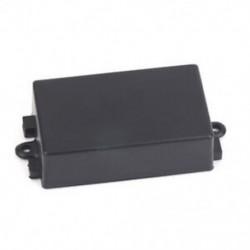 65 X 38 X 22 mm műanyag csatlakozódobozban, áramköri laphoz, fekete F7L8