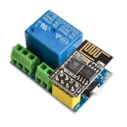 ESP8266 ESP-01S 5V WiFi relé modul Smart Home távirányító kapcsoló L8N6