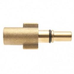 1/4 hüvelykes autónyomásos mosógép hajtócsapágy-adapter a Black &amp  Decker Bosch AQ W0K8-hoz