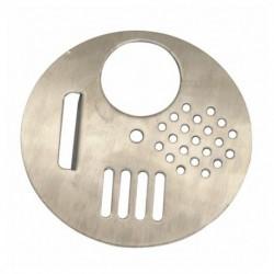 1X (10 db méhészeti eszköz Kaptárak rozsdamentes acélból készült kerek kaptárok Nest DooE5L6)