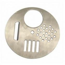 2X (10 db méhészeti eszközök Kaptárak rozsdamentes acélból készült kerek kaptárok Nest Doo Z5B2