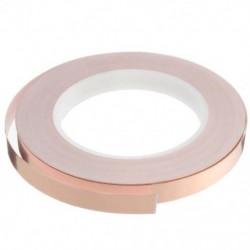 4X (12mmx30m EMI árnyékoló szalag rézfólia rézszalag öntapadós szalag N4W2)