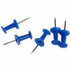 50 db Push Pin válogatott miniatűr Figyelem Cork Board Office School Blue Z3N8