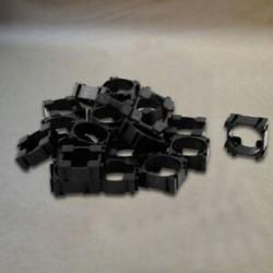 1X (20 db 18650 lítium cellás akkumulátor tartókonzol az Y5U8 barkácscsomaghoz)