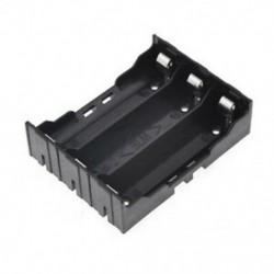2X (barkácskártya-tartó, 6 tűs 3x 18650 újratölthető lítium-ion akkumulátorokhoz H4N9)