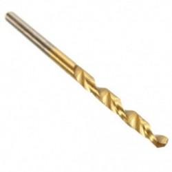 HSS kobaltfúrók CNC spirálfúrók rozsdamentes acélhoz Méret: 2,5 m Q7E2