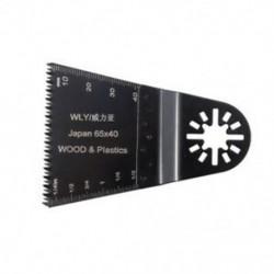 WEILIYA 65 mm-es univerzális fűrészlapok oszcilláló vágószerszám a Fein Multi Y2Z9-hez