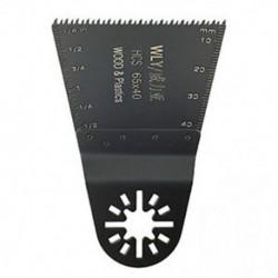 WEILIYA 65 mm-es univerzális fűrészlapok oszcilláló vágószerszám a Fein Multi F7C2-hez