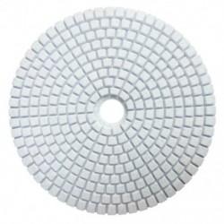 5 hüvelykes 125 mm-es nedves gyémánt polírozó párnák márvány gránit szemcsék 30 K3J6