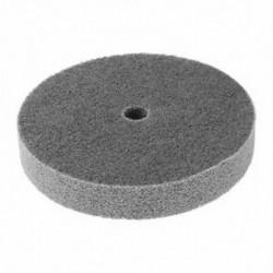 150 mm átmérőjű, 25 mm vastag, 180 szemcsés szálas kerék polírozó korong, M5Y6 G0M2