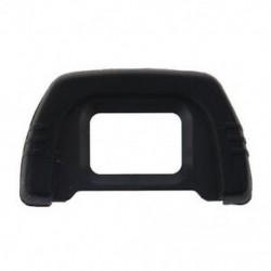 DK-21 fekete gumi bevonatú szemvédő szemlencs Nikon D90 D80 D70S D7000 D200 F8T8