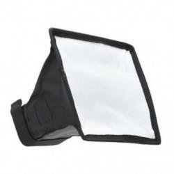 15 * 17 cm-es Mini Studio Photo hordozható softbox diffúzor a Flash Speedlit Q5A1 készülékhez