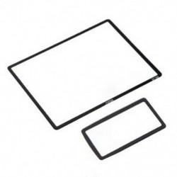 Fotga Professional optikai üveg LCD képernyővédő fólia a Nikon D7100 DSLR X3S4 készülékhez