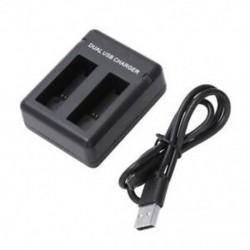 AHDBT-501 USB kettős töltő GoPro Hero 5 Black I6A2-hez