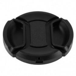 Univeral 49 mm-es középső csipetű első lencsevédő sapka a DSLR fényképezőgéphez Q4C1