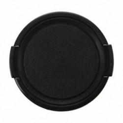 Kamera műanyag oldalsó szorítókapocs az első lencsevédő kupak védőfedélén fekete 49m G9K9