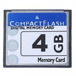 Professzionális 4 GB-os kompakt flash memóriakártya (fehér és kék) D4P5