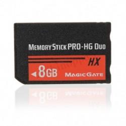 1X (8 GB memóriakártya MS Pro Duo HX Flash kártya a Sony PSP Cyberhot O3U4 fényképezőgéphez)
