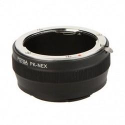 Fotga PK-NEX adapter digitális gyűrű Pentax PK K objektívhez - Sony NEX E-C4F8