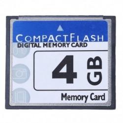 2X (Professzionális 4 GB-os kompakt flash memóriakártya (fehér és kék) C9N3)