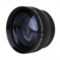 52 mm-es 2X-es nagyító teleobjektív Nikon AF-S 18-55 mm-es 55-200 mm-es objektívhez C E8A1