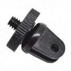 Mini állványra szerelhető adapter, egylábú Gopro Hero 3  3 2 1 ST-60 kamerahez, Blac K8W6