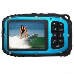 16MP víz alatti digitális videokamera, 30 láb vízálló, porálló, freezepro C2T8